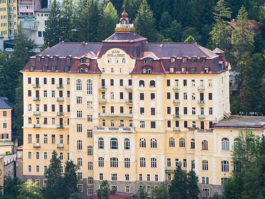 De l'Europe Gastein -  - Bad Gastein - Austria Hotels Information
