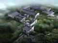 China National Academy of Painting Panlong Valley Creation Base - Tianjin 天津(ティエンジン) - China 中国 ホテル情報