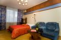 2-room apt. at Novyy Arbat, 26 (075) -  - Moscow - Russia Hotels Information